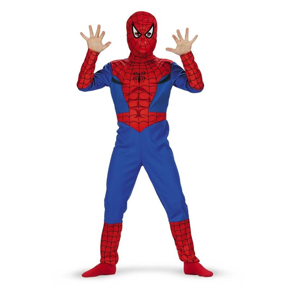 Picture of Spider-Man Classic Child Costume