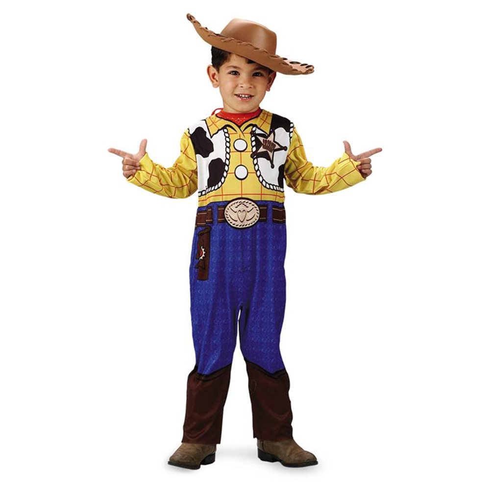 Picture of Toy Story And Beyond! Woody Classic Costume