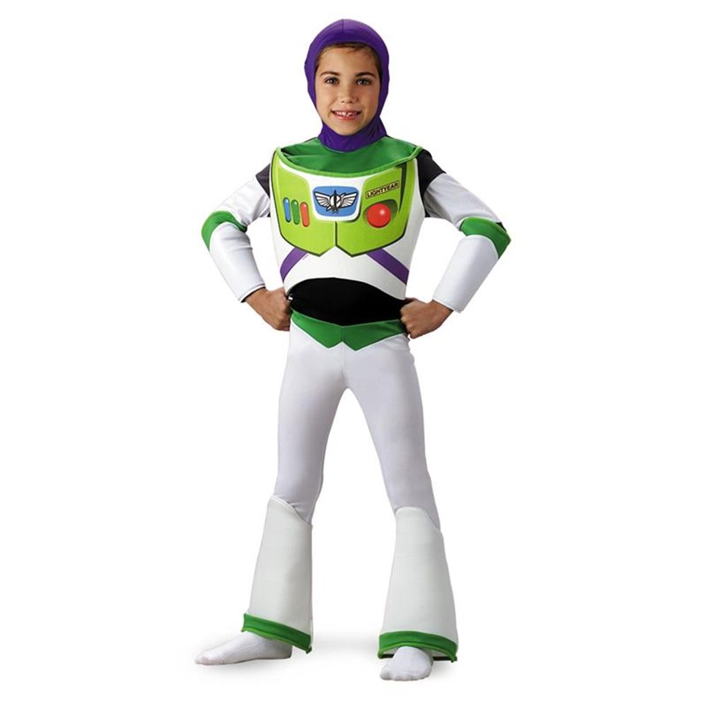 Picture of Toy Story And Beyond! Buzz Lightyear Deluxe Child Costume