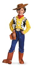 Picture of Toy Story And Beyond! Deluxe Woody Child Costume