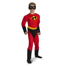 Picture of The Incredibles Dash Classic Muscle Child Costume