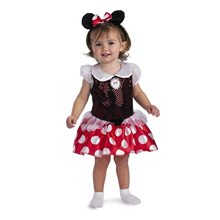 Picture of Minnie Mouse Toddler Costume