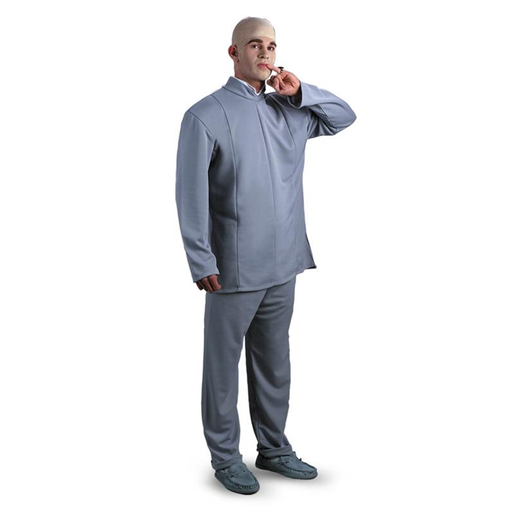 Picture of Austin Powers Dr. Evil Deluxe Costume