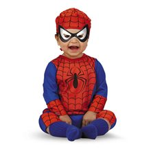 Picture of Marvel Spider-Man & Friends Spider-Man Infant Costume