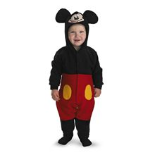 Picture of Mickey Mouse Infant Costume