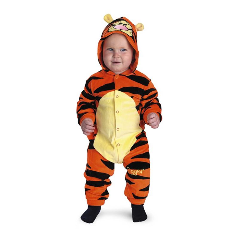 Picture of My Friends Tigger & Pooh Tigger Infant Costume
