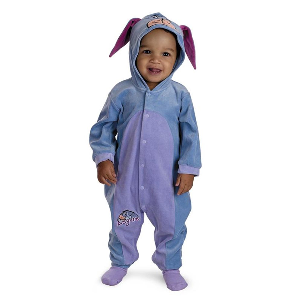 Picture of My Friends Tigger & Pooh Eeyore Infant Costume