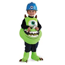 Picture of Monsters Inc. Mike Candy Catcher Toddler Costume