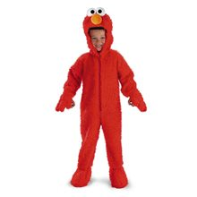 Picture of Sesame Street Elmo Deluxe Plush Costume
