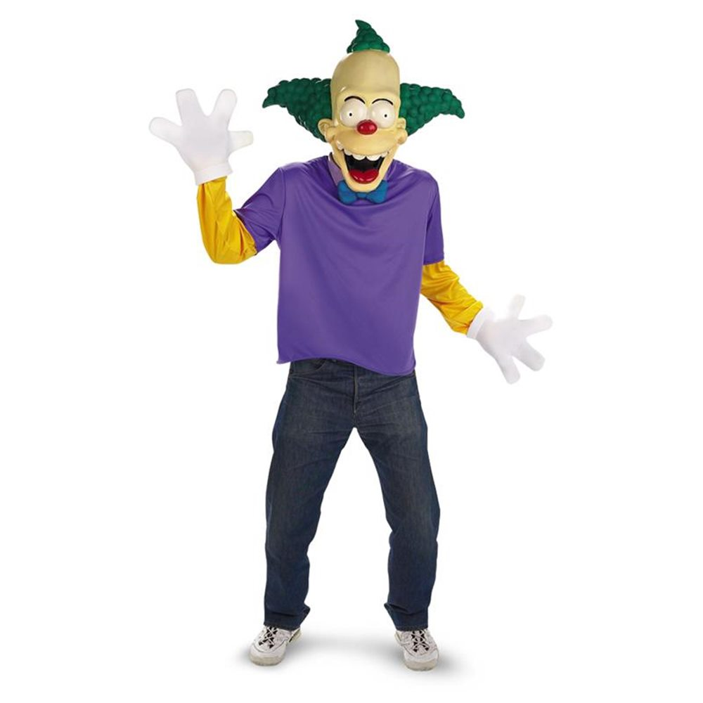 Picture of Simpsons, The Krusty The Clown Costume