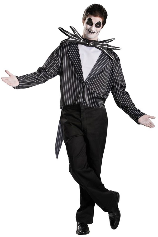 Picture of Jack Skellington Classic Adult Costume