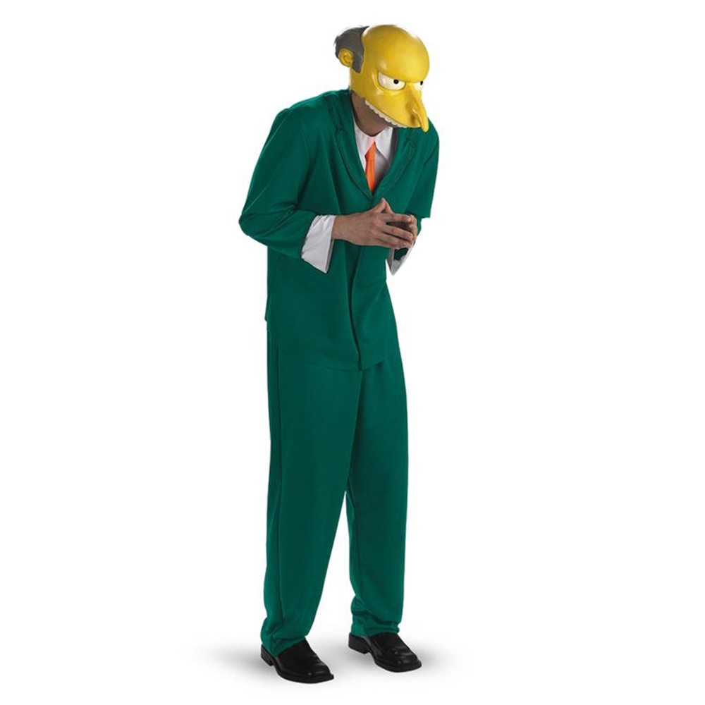 Picture of Simpsons, The Mr. Burns Classic Costume