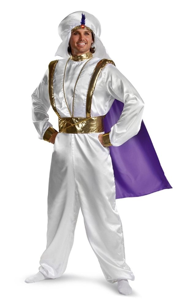 Picture of Aladdin Prestige Adult Mens Costume