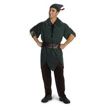 Picture of Peter Pan Classic Adult Costume