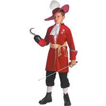 Picture of Peter Pan Classic Captain Hook Child Costume