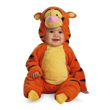 Picture of Winnie The Pooh Tigger Infant Costume