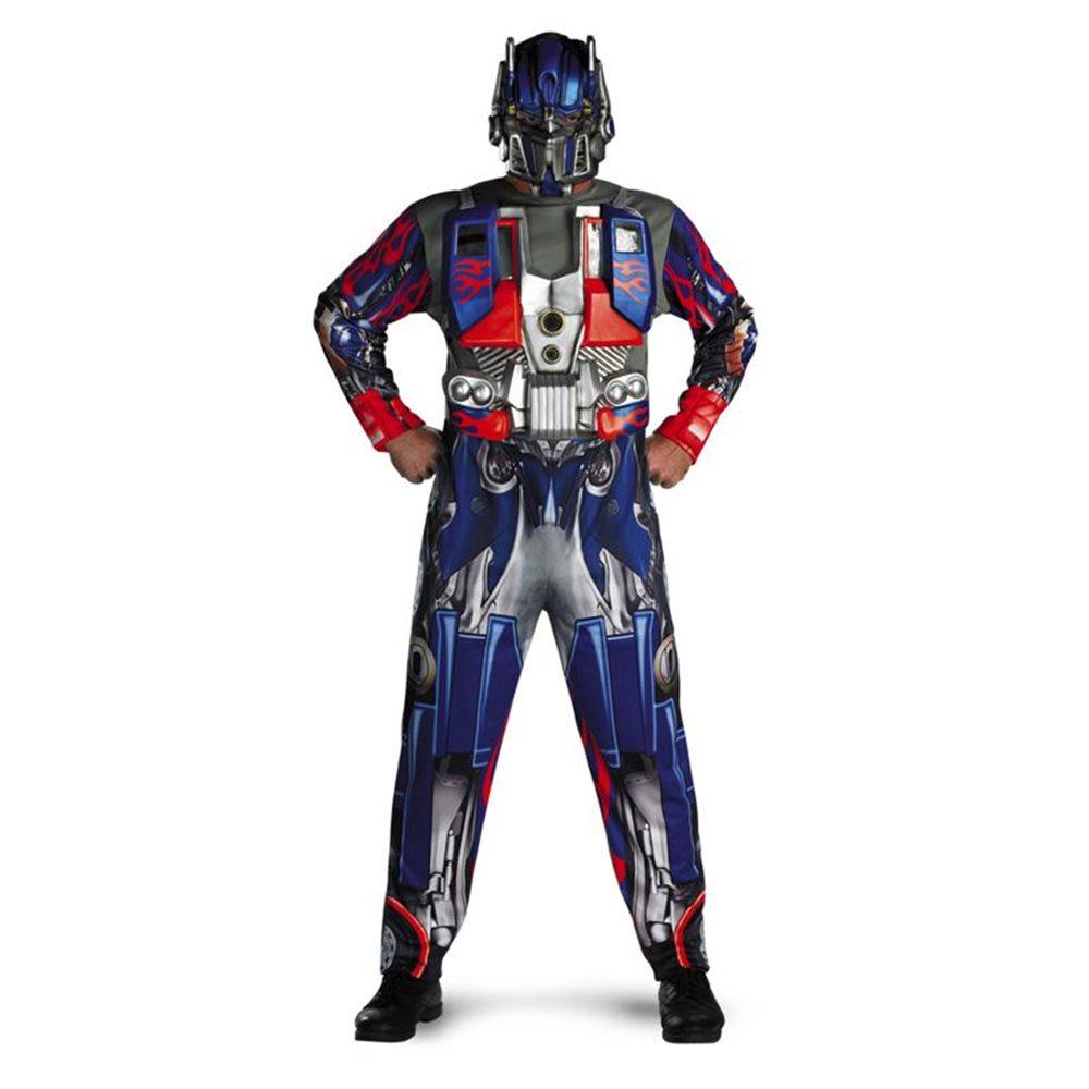 Picture of Transformers: Revenge of the Fallen Optimus Prime Movie Deluxe Costume