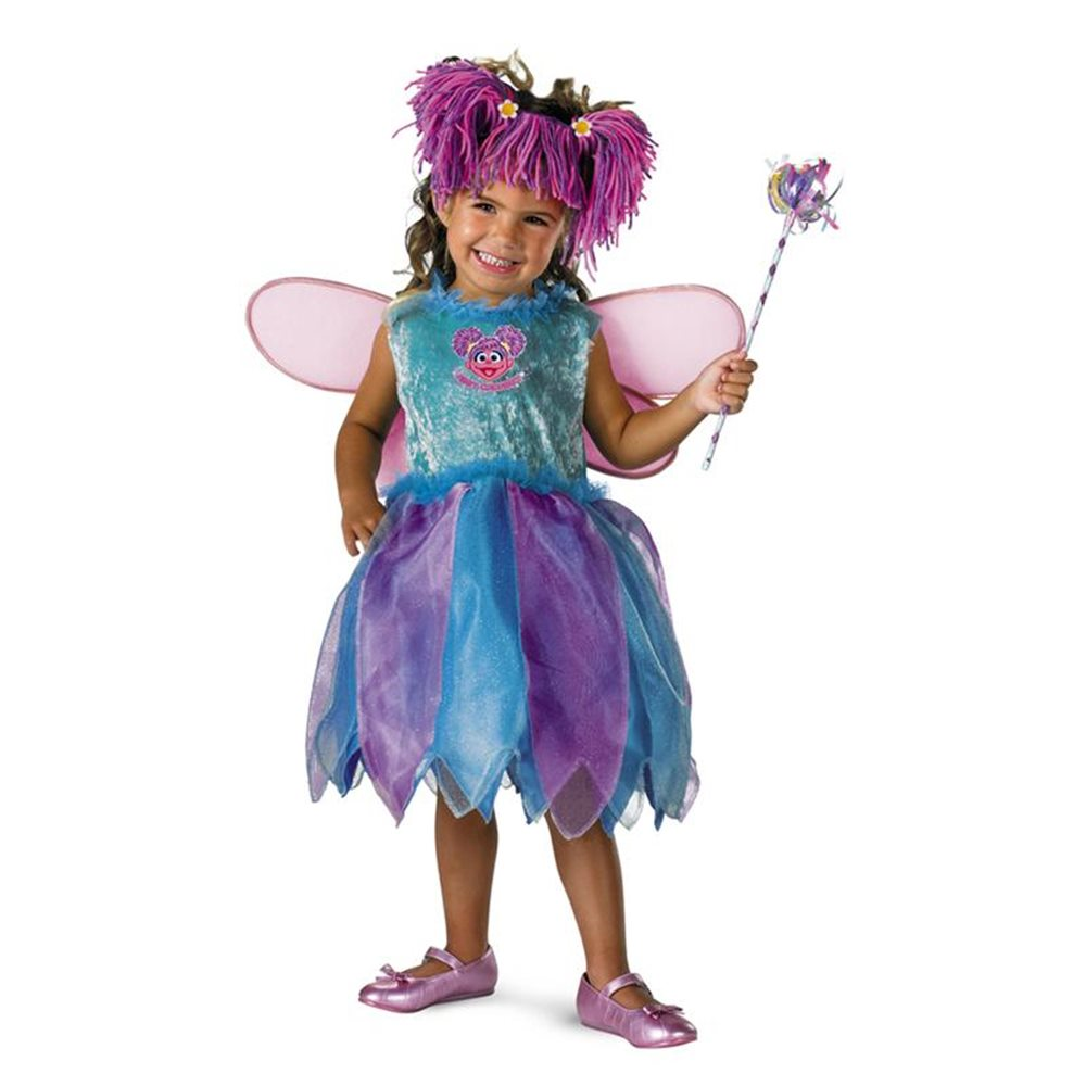 Picture of Abby Cadabby Deluxe Costume