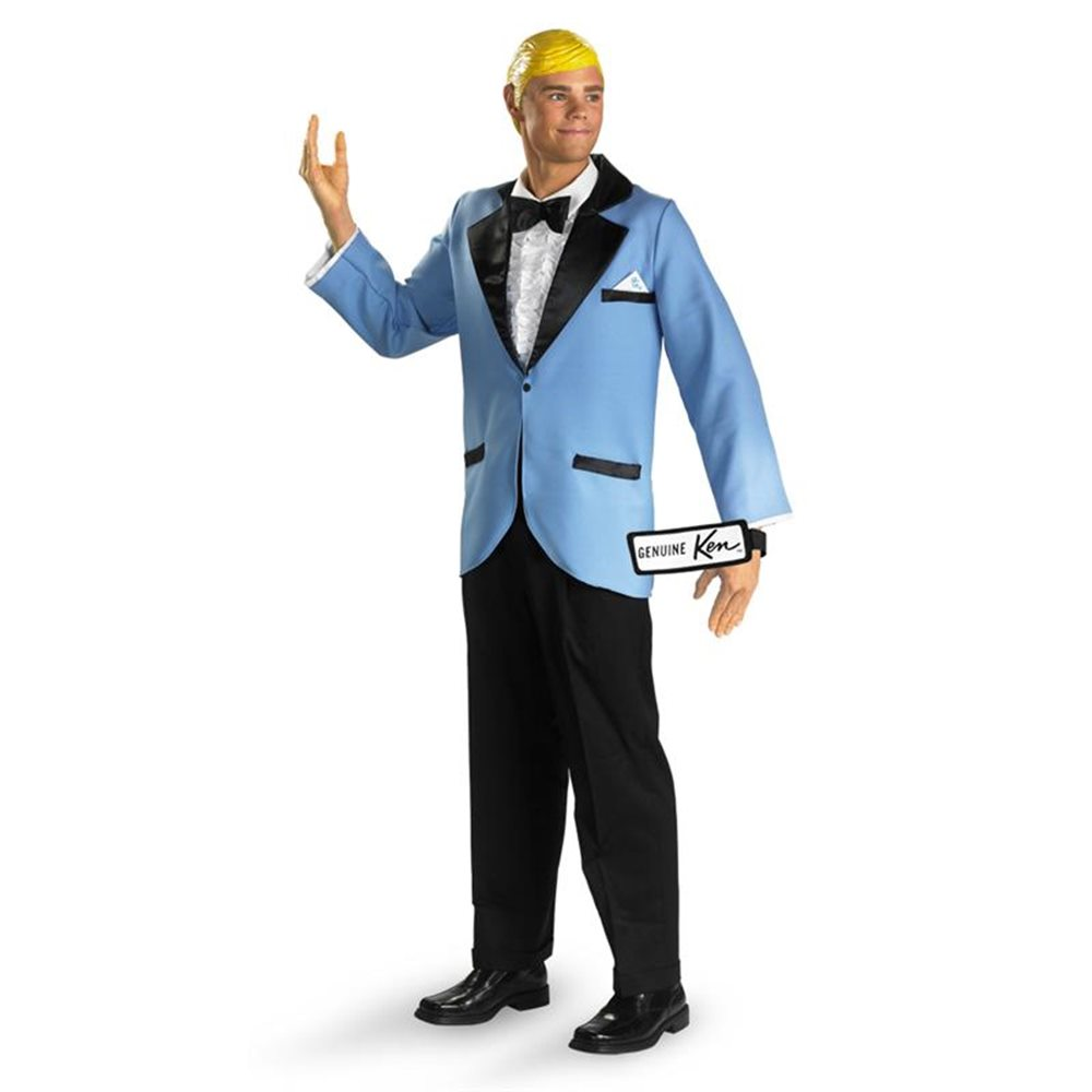 Picture of Barbie Adult Prom Date Ken - Deluxe Costume