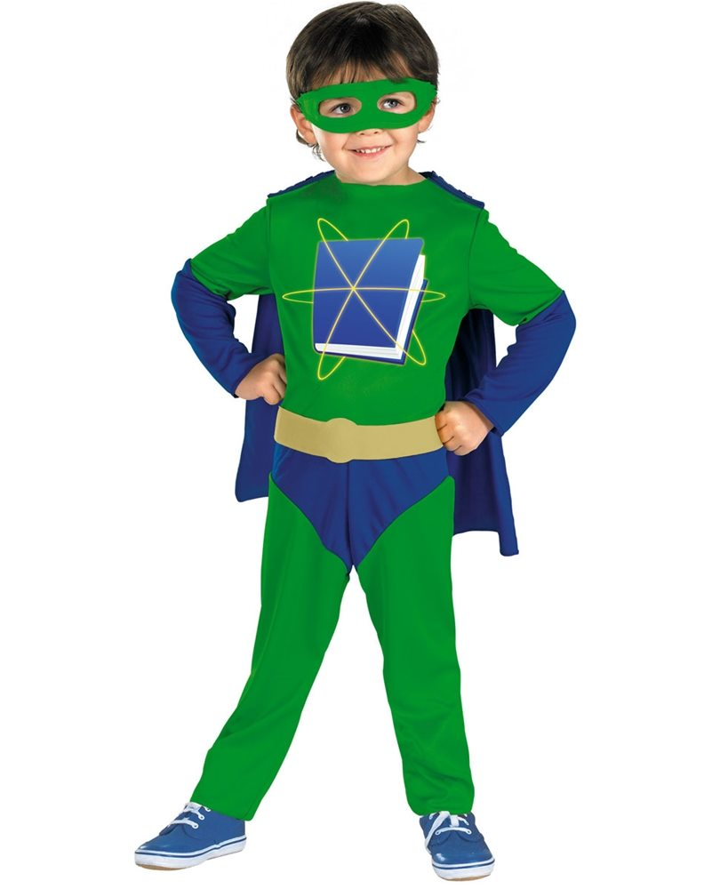 Picture of Super Why Toddler Costume
