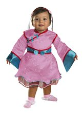 Picture of Too Cute To Spook China Doll Infant Costume
