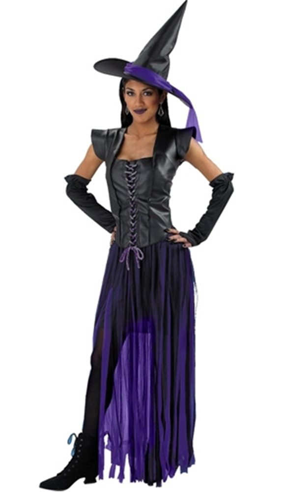 Picture of Gothic Witch Deluxe Immortalia Costume