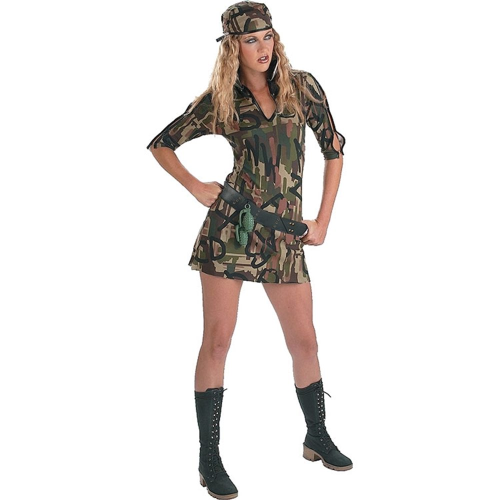 Picture of D|Ceptions Kombat Chick Costume