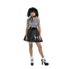 Picture of Miss 50s Poodle Bones Juniors Costume