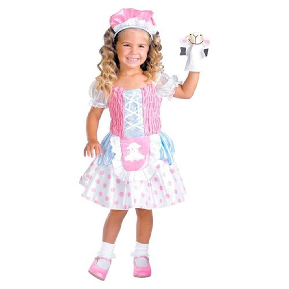 Picture of Little Bo Peep Wee Rhymes Toddler Costume
