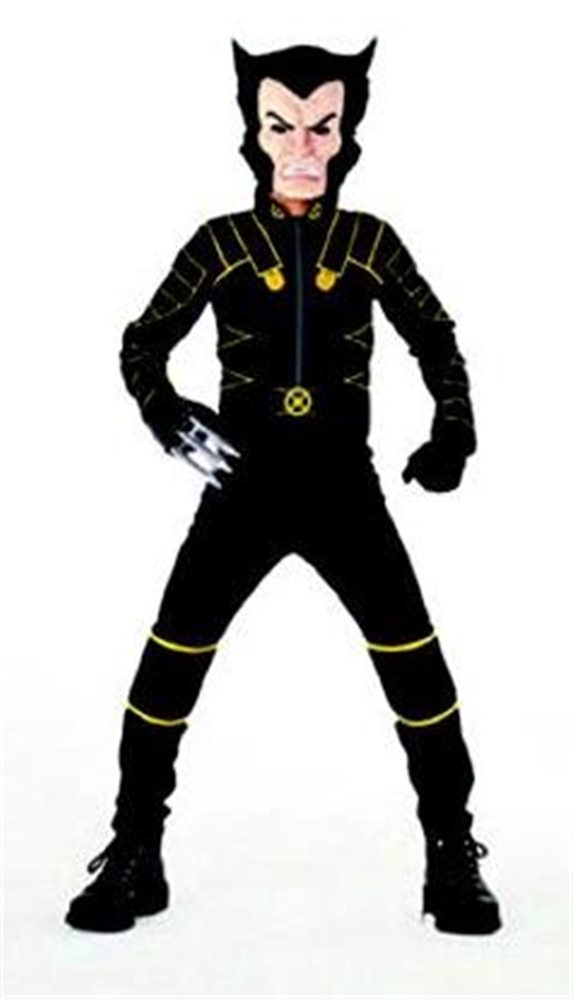 Picture of X-Men Wolverine Quality Muscle Child Costume