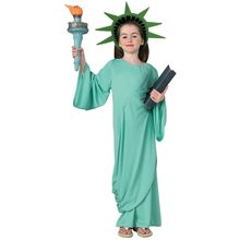 Picture of Statue of Liberty Child Costume