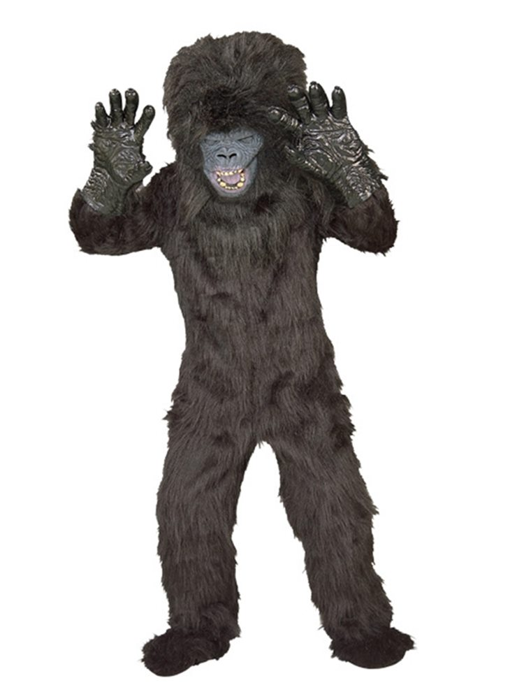Picture of Super Gorilla Child Costume