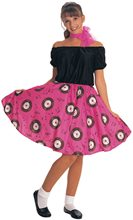 Picture of 50s Girl Adult Womens Costume