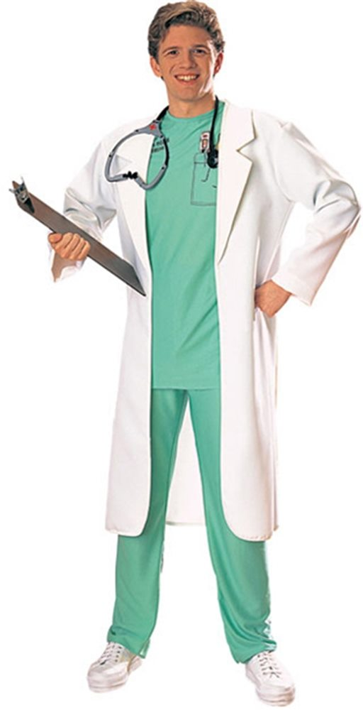 Picture of Lab Coat White Costume