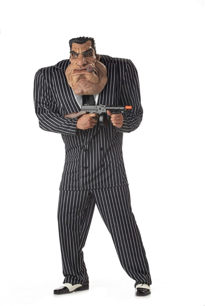 Picture of Massive Mobster Costume