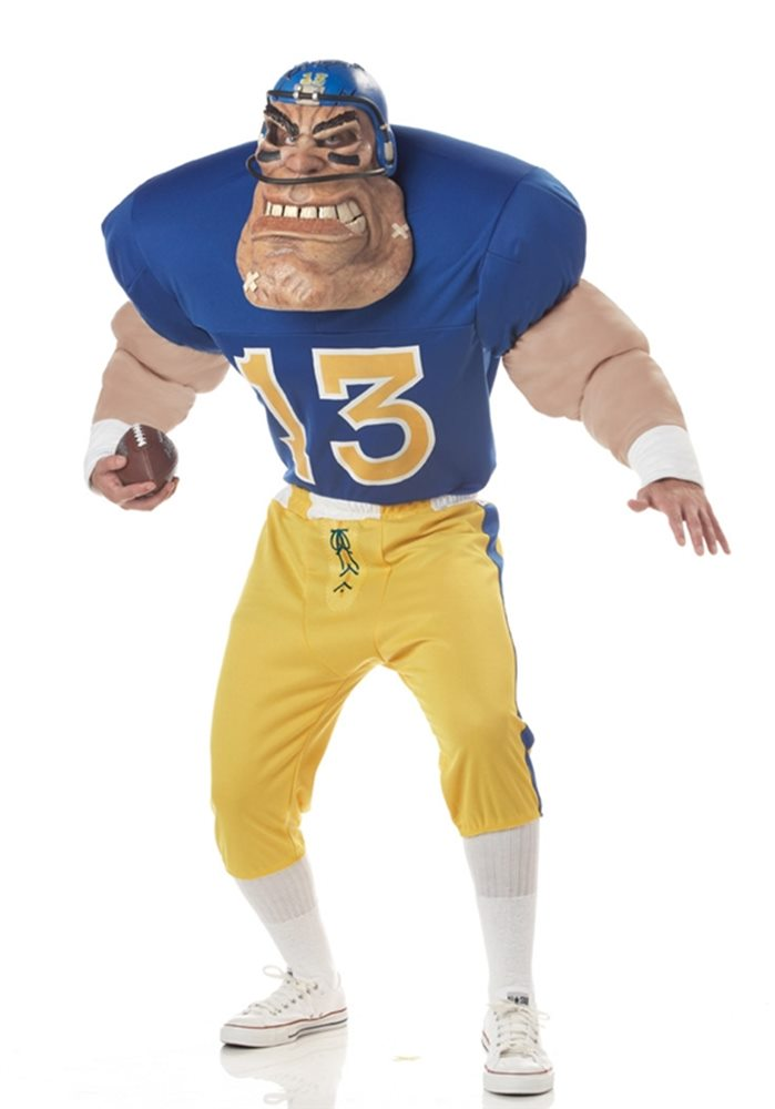 Picture of Gridiron Goliath Football Costume