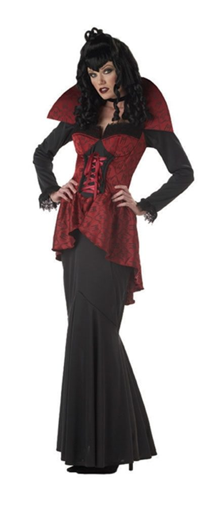 Picture of Gothic Elegant Vampire Countess Adult Womens Costume