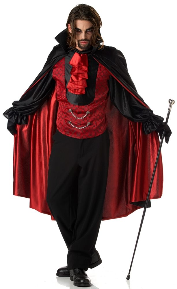 Picture of Dracula Vampire Adult Mens Costume