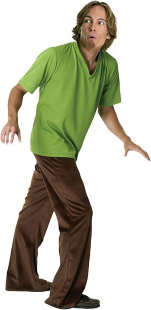 Picture of Scooby-Doo Shaggy Adult Mens Costume