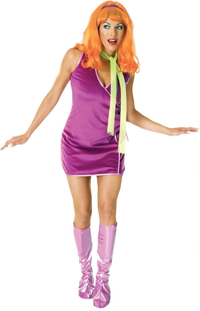 Picture of Scooby-Doo Daphne Adult Womens Costume
