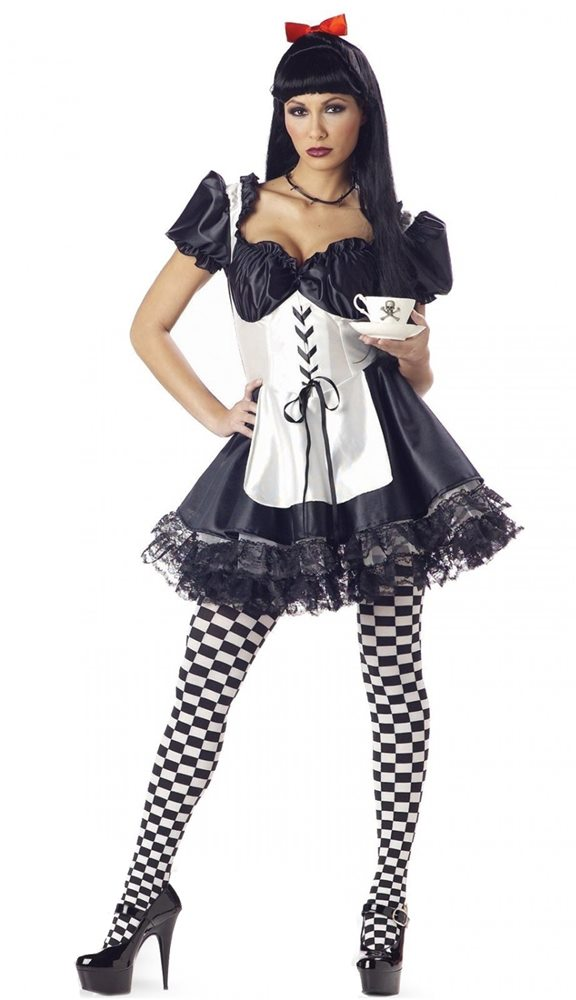 Picture of Malice In Wonderland Adult Costume