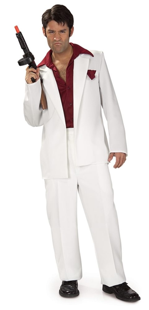 Picture of Scarface Tony Montana Adult Mens Costume