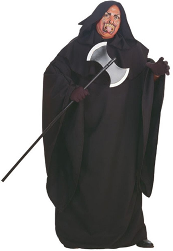 Picture of Full Cut Robe Plus Size Costume