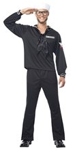 Picture of Retro Navy Sailor Adult Mens Costume