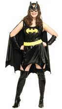 Picture of Batgirl Adult Womens Plus Size Costume