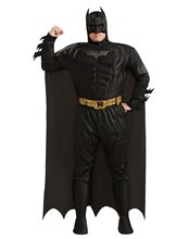 Picture of Batman The Dark Knight Deluxe Adult Mens Plus Size Costume