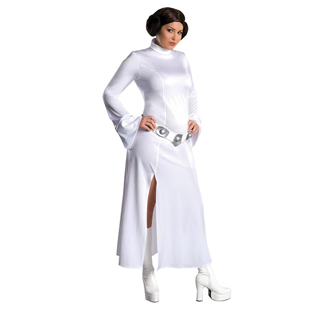 Picture of Star Wars Princess Leia Adult Womens Plus Size Costume