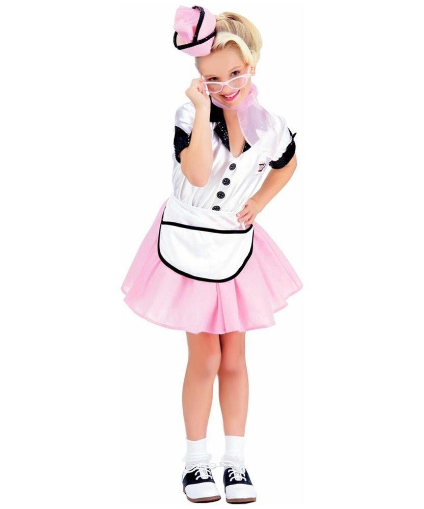Picture of Soda Pop Girl Child Costume