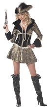 Picture of Captain D Elegance Pirate Costume
