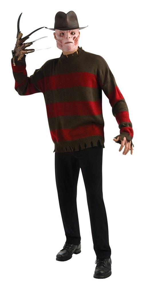 Picture of Freddy Krueger Deluxe Adult Mens Sweater